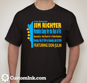 2014 Richter Camp T-Shirt