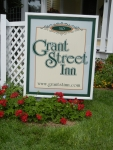 The wonderful Grant Street Inn